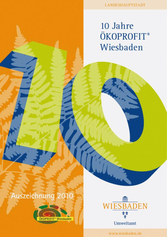 10 Jahre ÖKOPROFIT Wiesbaden